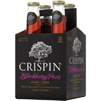 Crispin Blackberry Cider 4pk