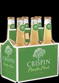 Crispin Pacific Pear 6pk