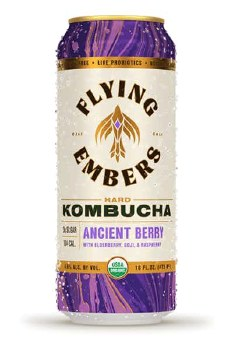 Flying Embers Ancient Berry 4p