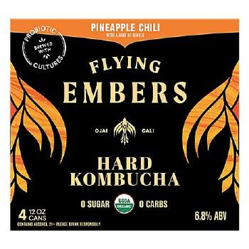 Flying Embers Pineapple Chili