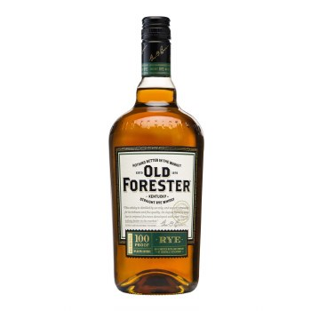 Old Forester Rye 100