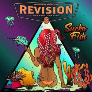 Revision  Sucka Fish 4pk
