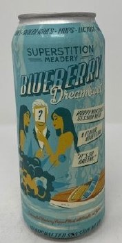 Superstition Blueberry Dreambo