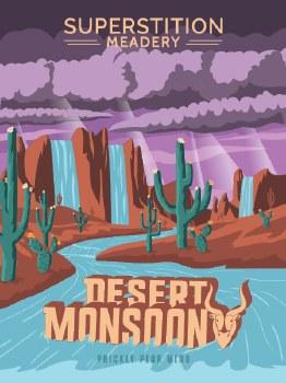 Superstition Desert Monsoon