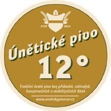 12 Uneticky Bohemian Lager 4pk