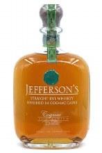 Jefferson Rye Cognac Finish