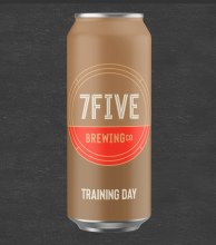 7five Brewing Training Day 4pk