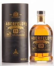 Aberfeldy Scotch 18yr