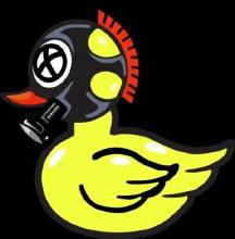 Able Baker Camo Duck