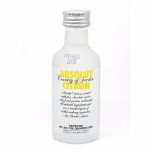 Absolut Citron 50ml