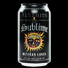 Alesmith Sublime Mexican Lager
