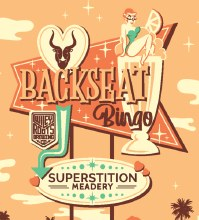 Superstition Backseat Bingo