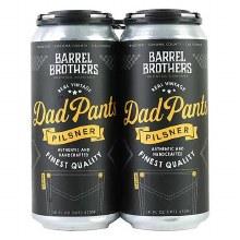 Barrel Bros Dad Pants Pils 4pk