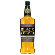 Black Velvet 750ml.