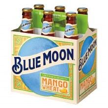Blue Moon Mango Wheat 6pk