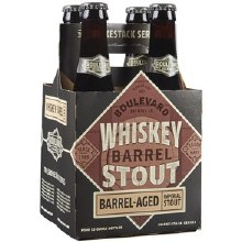 Boulevard Whiskey Ba Stout 4pk