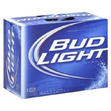Bud Light 12pk Cans