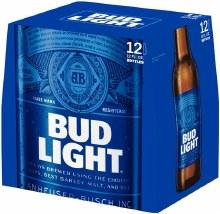 Bud Light 12pk Lnnr