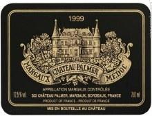 Ch Palmer Margaux 1999