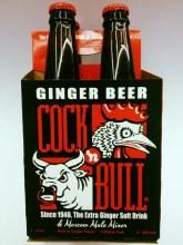 Cock N Bull Ginger Beer 4pk