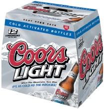 Coors Light 12pk
