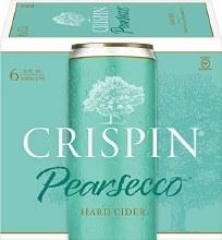 Crispin Pearsecco 6pk Cans