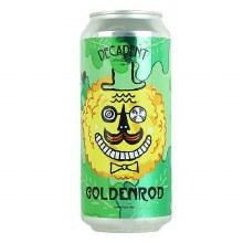 Decadent Goldenrod