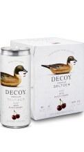Decoy Selzter Black Cherry 4pk