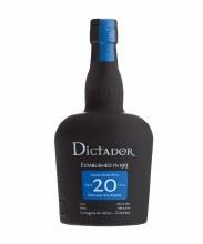Dictador 20yr Rum