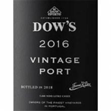 Dows 2016 Vintage Porto 750ml