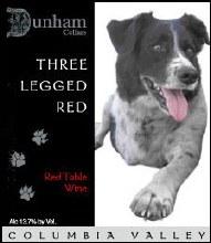 Dunham 3 Legged Red