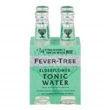 Fever Tree Elderflower 4pk