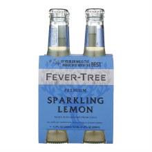 Fever Tree Sparkling Lemon 4pk