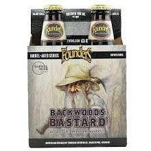 Founders Backwoods Bastard 4pk