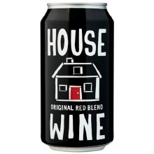 House Red Blend Can Single