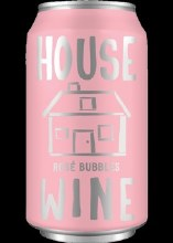 House Wine Rose Bubble Can