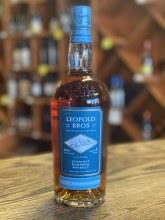 Leopold Single Barrel Bourbon