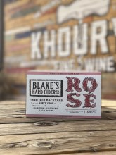 Blakes Rose Cider 6pk