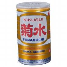 Kikusui Sake Funaguchi