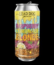 Lead Dog Raspberry Blonde