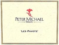 Peter Michael Les Pavots