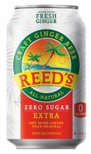 Reed Zero Ginger Beer 4pk