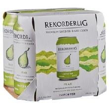 Rekorderlig Pear Cider 4pk