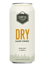 Seattle Cider Dry 4pk