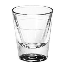 Slam 4oz Measured Shot Glass