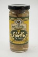 Southwell Garlic Olives