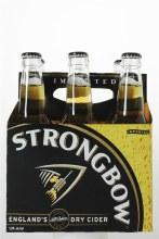 Strongbow Gold Cider 6pk