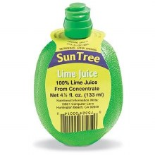 Sun Tree Lime Juice