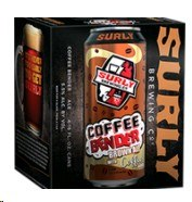 Surly Coffee Bender 4pk Cans