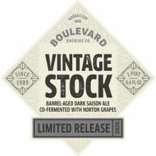 Boulevard Vintage Stock 750ml